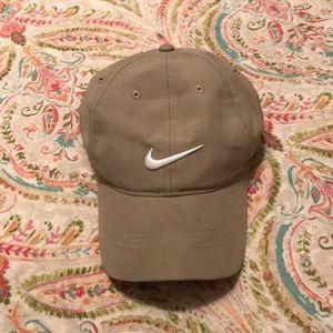 Khaki Nike Hat